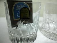 ダヴィンチクリスタル ロックグラス