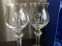 マイセンクリスタル Mワイングラス