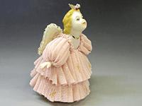 Kissing Angel ピンク レースドール