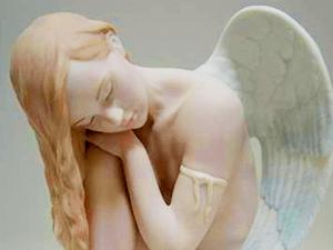 リヤドロ 「優しき天使」