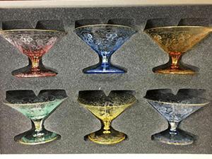マハラニ デザートグラス