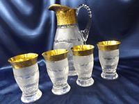 金彩 ジャグ&グラス