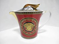 ヴェルサーチ メデューサ 紅茶ポット