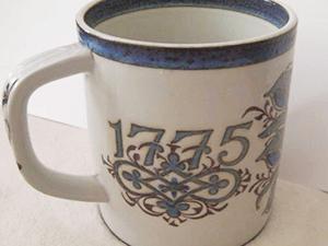 ロイヤルコペンハーゲン マグカップ 200周年版