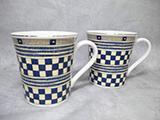 サムライ ペアマグカップ